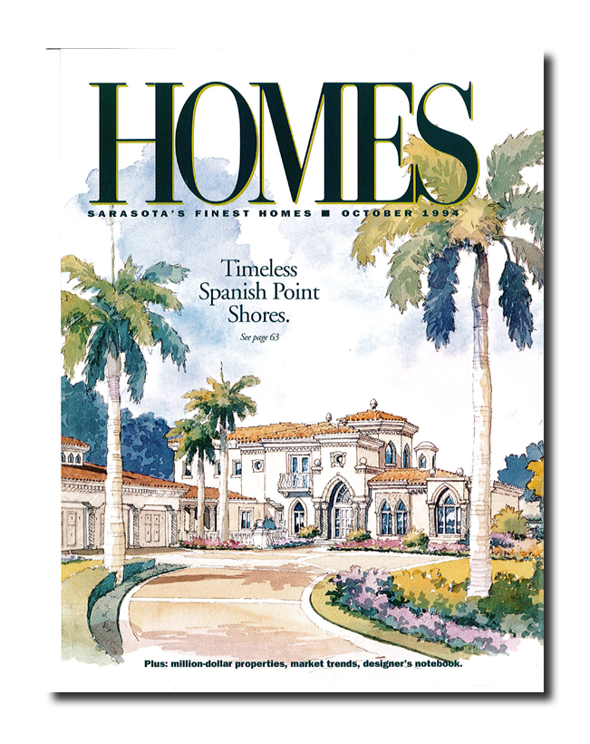 Luxury Custom Home Builders Sarasota