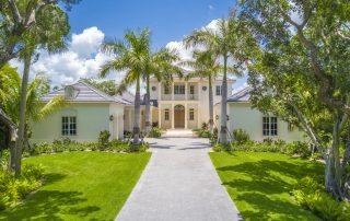 Sarasota Waterfront Home